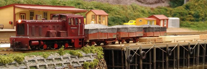 NZ Model Railway Guild